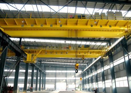 Double Girder Electric Hoist Overhead Crane