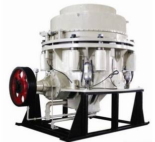 Redmen Cone Crusher -High Capability and Low Operation Cost
