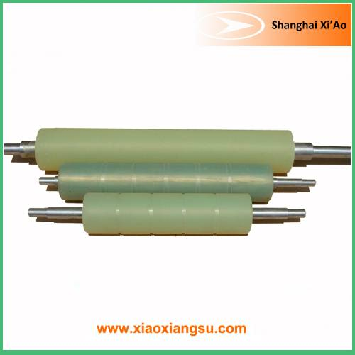 Polyurethane Conveyor Roller and Wheel for Industry use