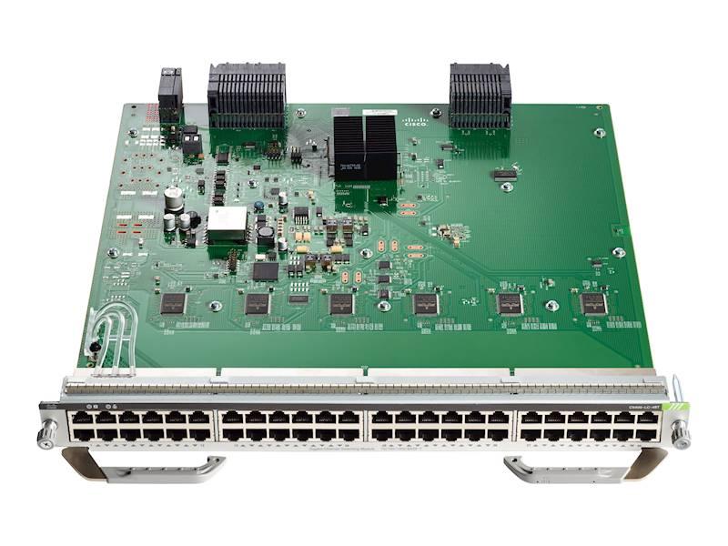 Cisco Catalyst C9400-LC-48T C9400-LC-48U network switch