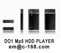 sell DO1 Mp5 HDD PLAYER