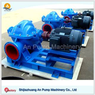 Large Capacity Split Casing water Pump