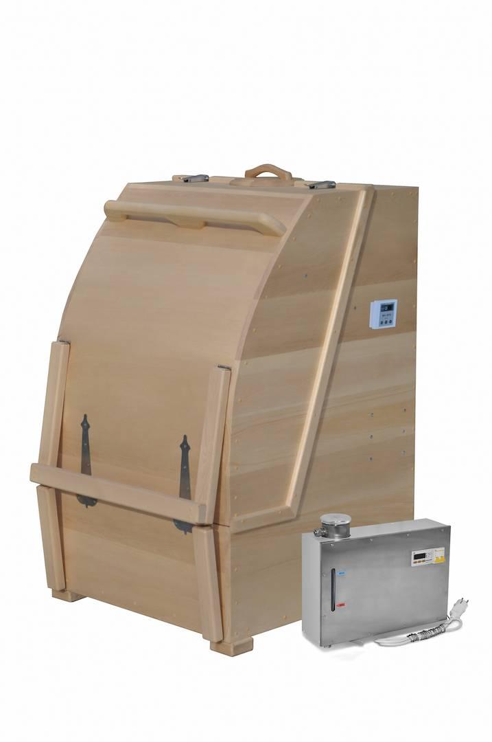 Cedar SPA barrel