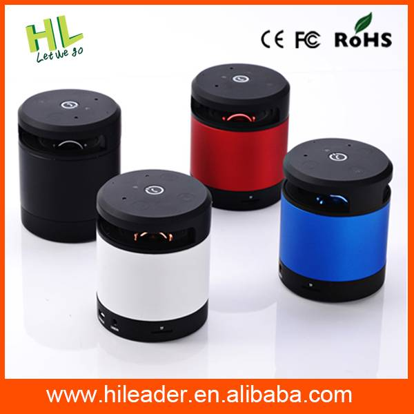 2015 original design wireless bluetooth speaker with handfree function