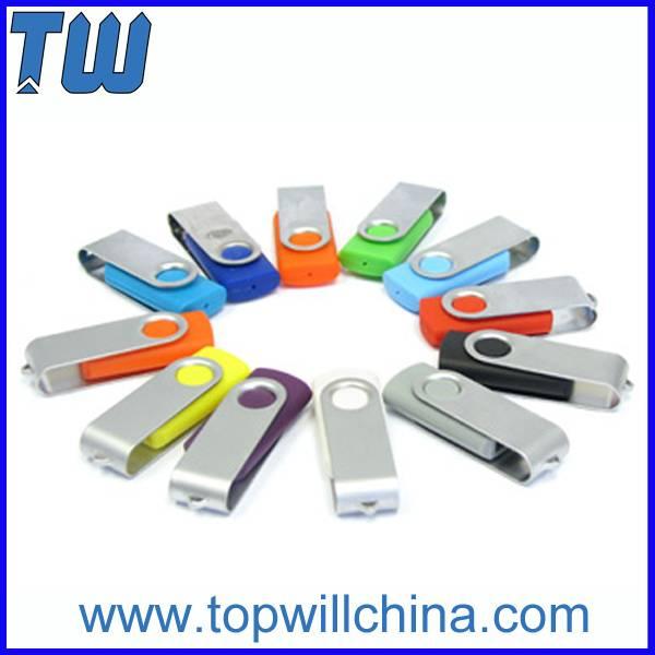 Excellent Price Twist Usb Flash Drive Free Logo Printing