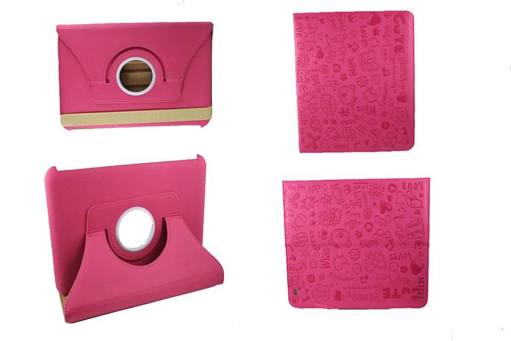 IPAD2 leather case