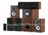 home theater sound system in speaker