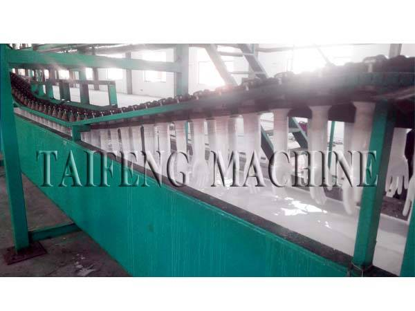 Examination gloves production line Examination gloves machine