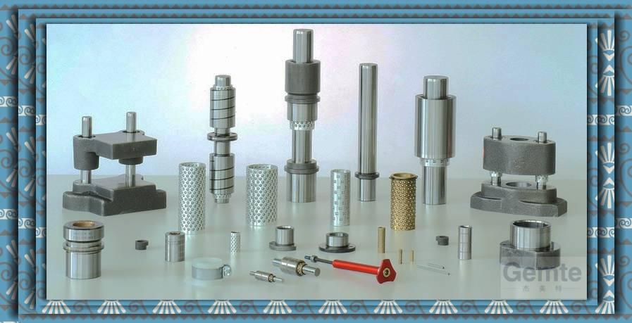 Mechanical Parts Mould parts hardware guide pin rod plastic mould spare parts