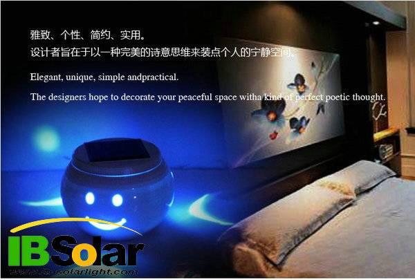 solar led light gift creative gift promotion used for indoor lighting