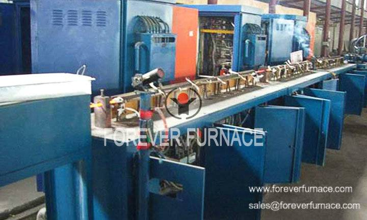 Steel wire rod heating furnace