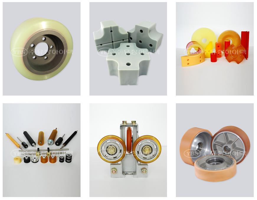 High Quality Polyurethane Product Customized Production