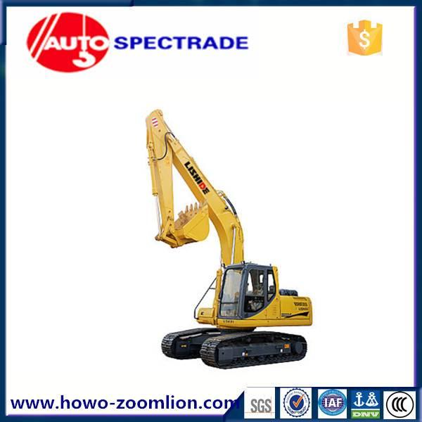 21 ton excavator China Lishide SC210.8 low price