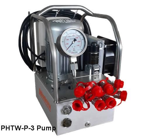 PHTW-P-3 Electromagnetic Value Pump