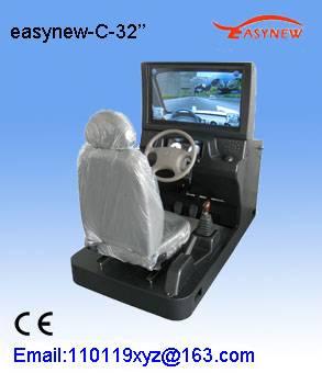 Car driving simulator for sale