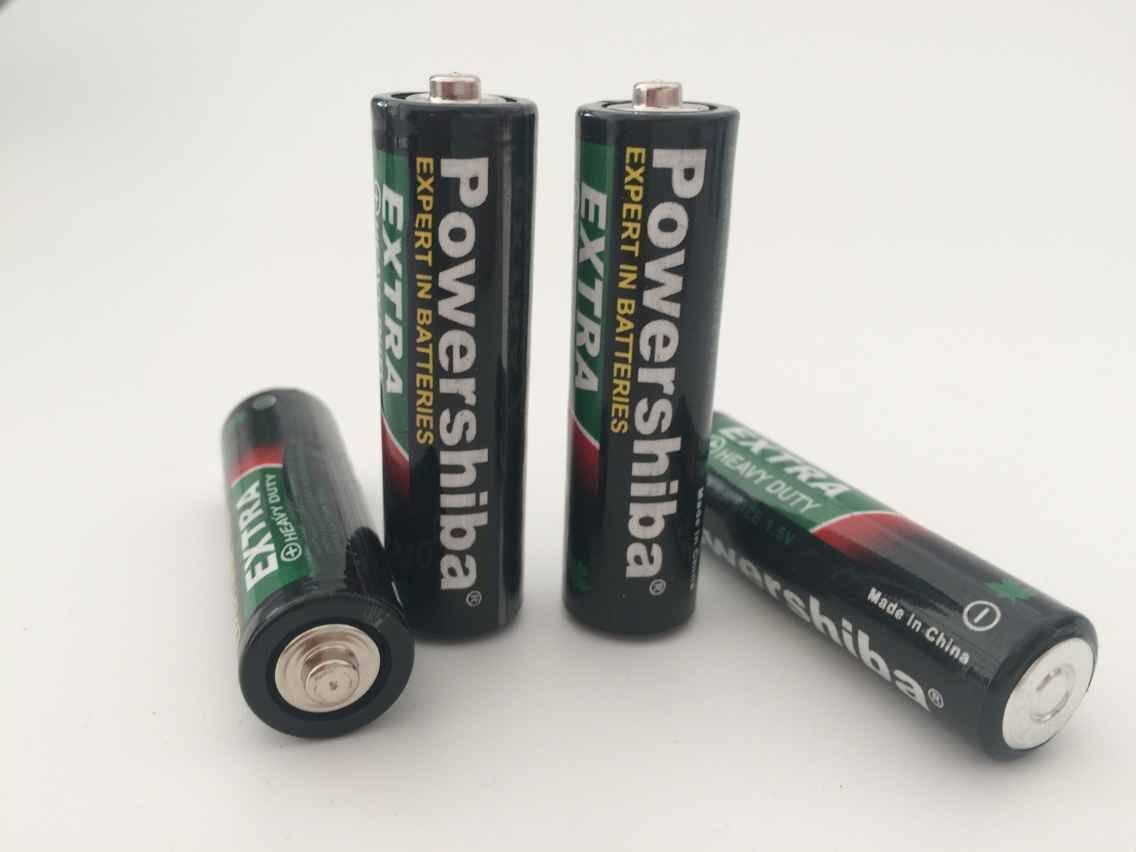 hot selae 1.5v aa size battery