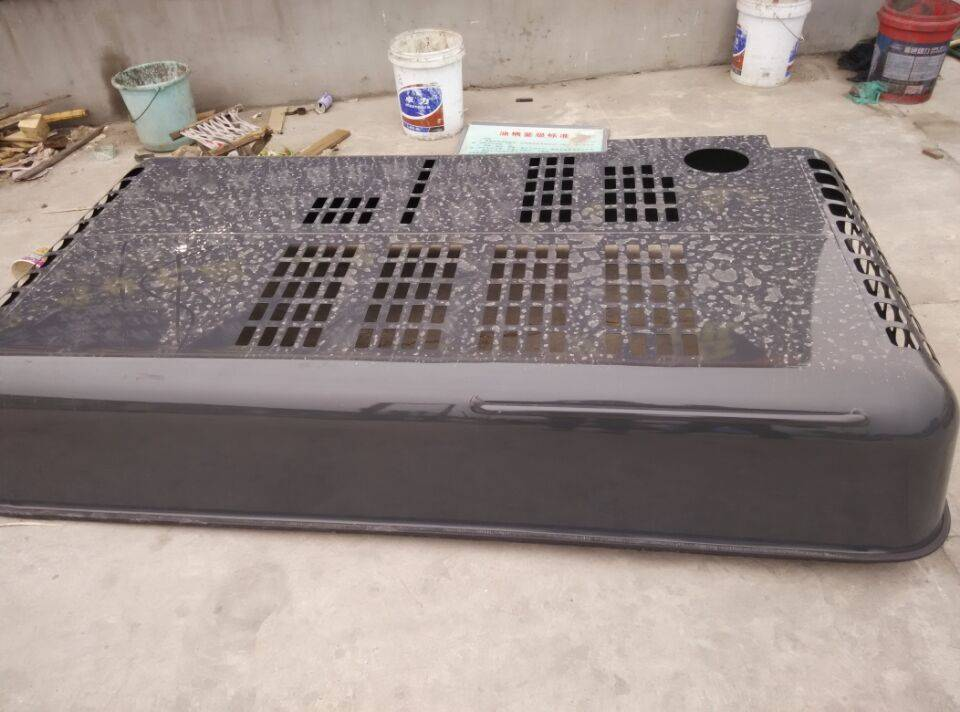 supply komatsu excavator PC300-7 HOOD 207-54-Z3110