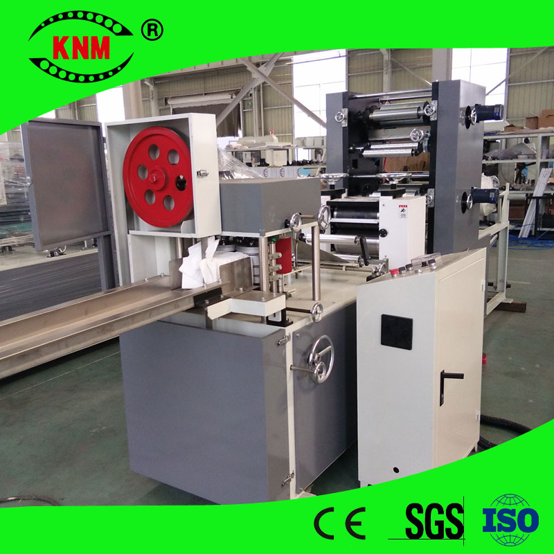High speed two colors napkin printing machine