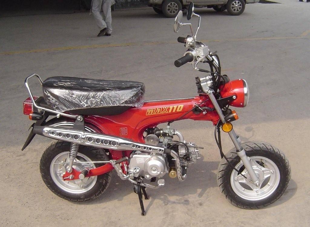 EEC HONDA DAX Motorcycle (EM110IA)
