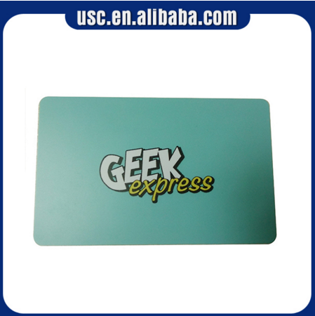 Low Cost LF 125KHZ TK4100 Chip Plastic RFID Card for Access Control System