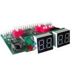 Temperature controller for PC case