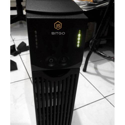JSminer BitGO - 30 Th/s Bitcoin Mining Hardware at 3700 Watt Power Consumption (Ready 10 units left)