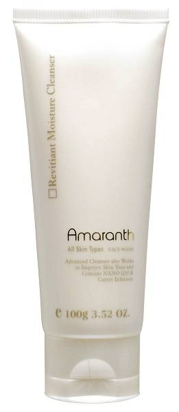 Amaranth Revitiant Moisture Cleanser