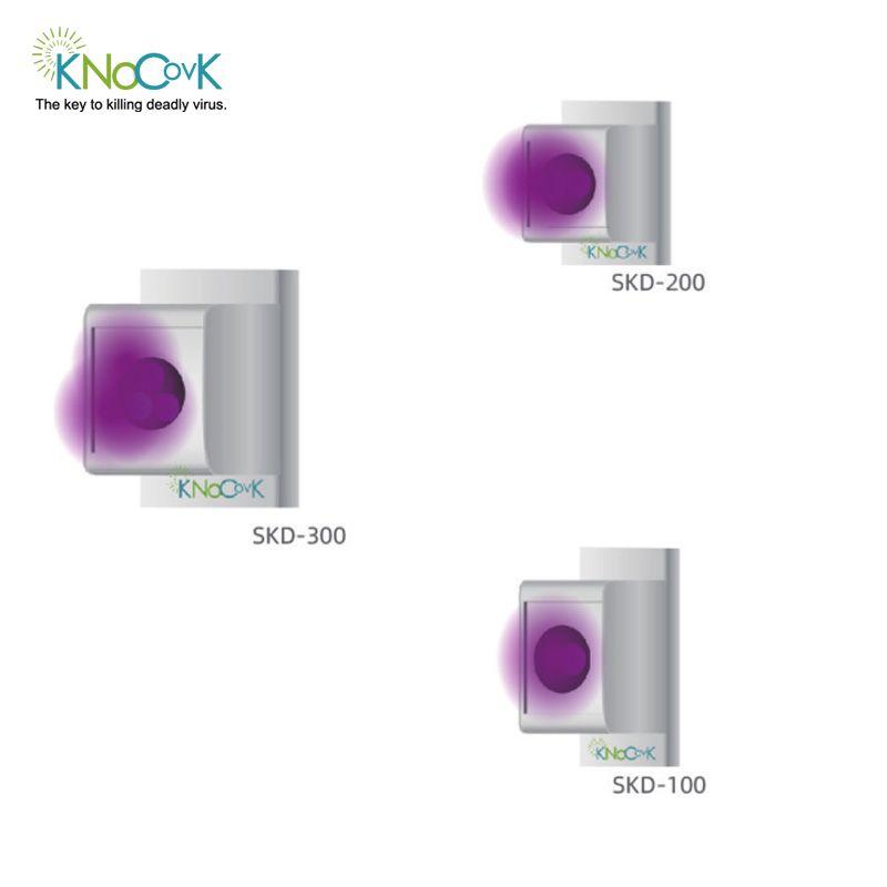 KNOCK inline uv sterilizer