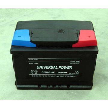 12V 80Ah Sealed Maintenance Free 58032 Car Battery