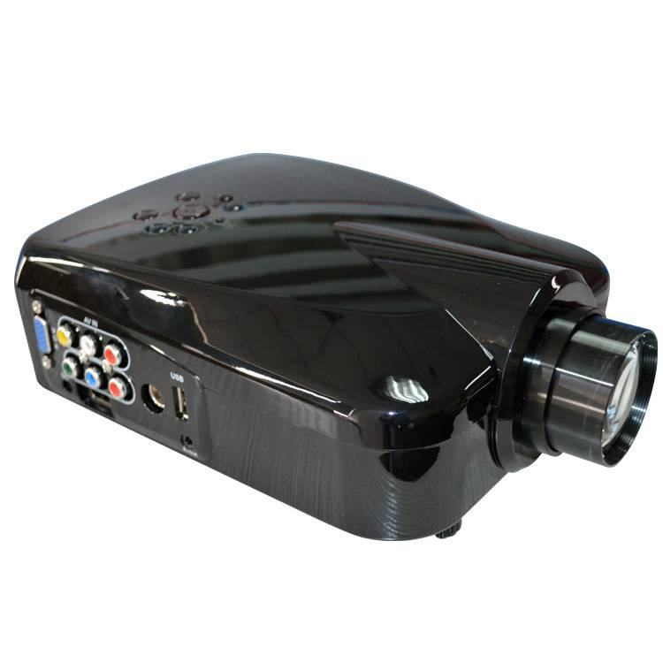 Newest Hot Sale Real 2014 Full HD LED 3D Projector Home Theater