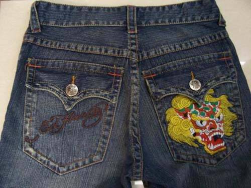 ed hardy jeans, urban wear, name brand jeans at rong_kicksclothesAThotmailDOCcom