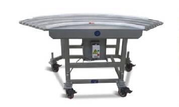 Fast Food Products Convey Belt 90 degree ZWJ600-I