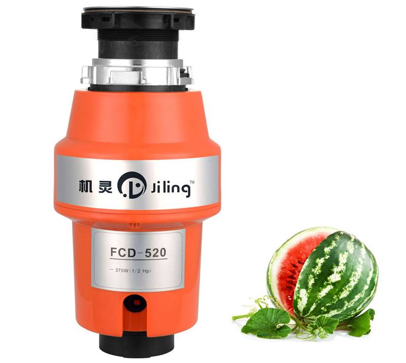 Household Electric Appliance Stainless Steel Grinding Kitchen Food Waste Disposer (FCD-520)