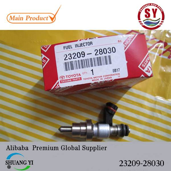 original FUEL INJECTOR NOZZLE used FOR TOYOTA 1AZ-FSE D4 ENGINE OEM original FUEL INJECTOR NO for ho