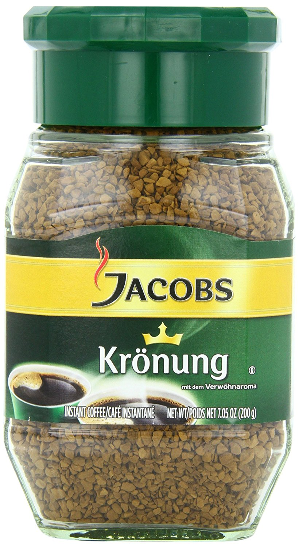 JACOBS KRONUNG ground coffee 250g / 500g