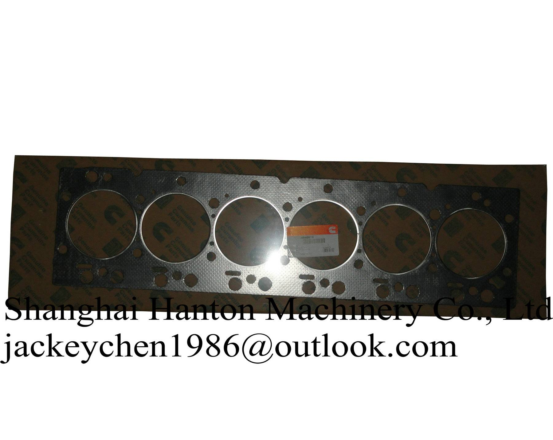 Sell Cummins ISBe6.7 diesel engine cylinder head gasket 4946619