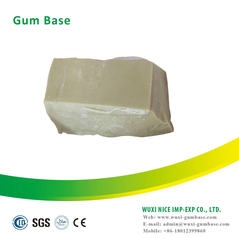 bubble gum base