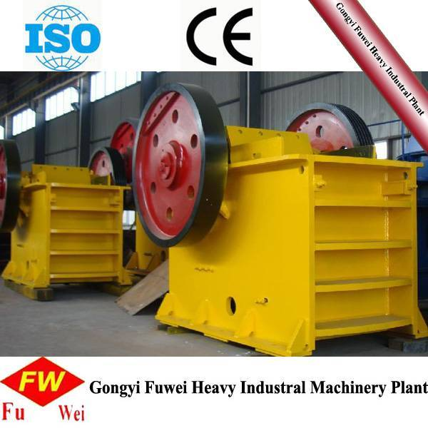 PE/PEX Jaw Crusher Mining Machine