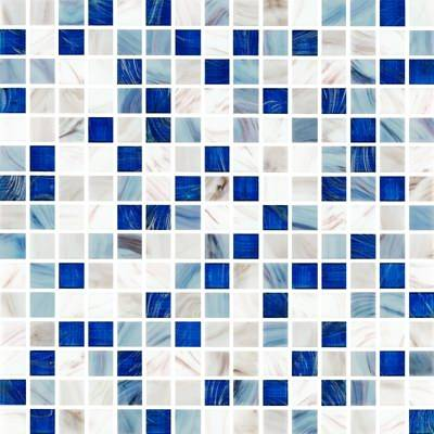 Offering glass mosaic