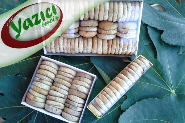 YAZICI NEW CROP LERIDA TYPR DRIED FIGS