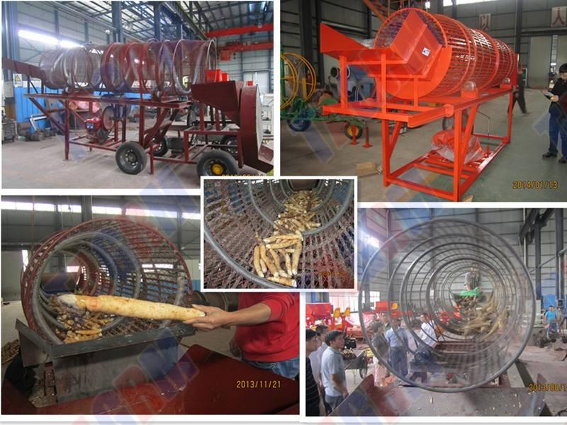 2014 new design cassava peeler /cassava peeling machine/cassava processing machine