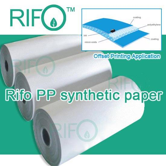 RPG-95 PP synthetic paper