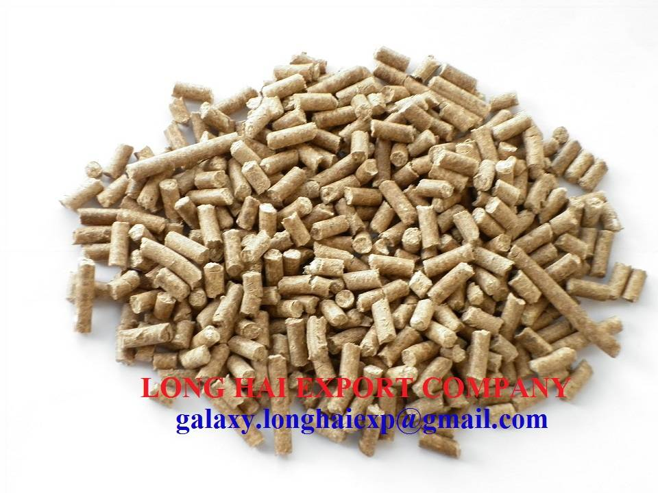 EXPORT TAPIOCA RESIDUE PELLET FOR ANIMAL FEED