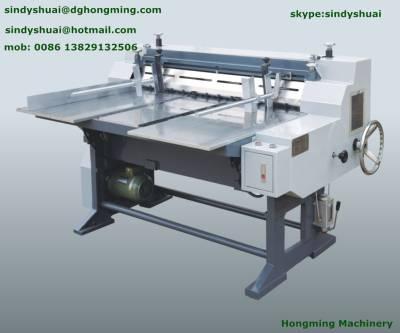 HM-1350 Paperboard slitter