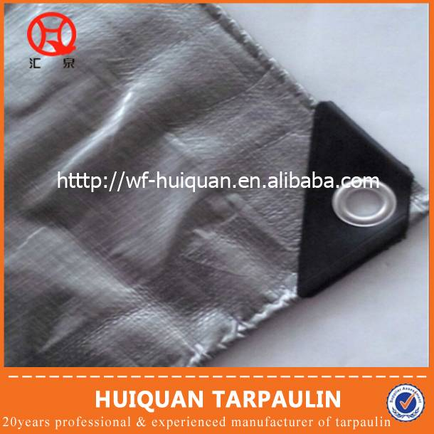 laminated and coated polyethylene stripe tarpaulin for awning,tent material