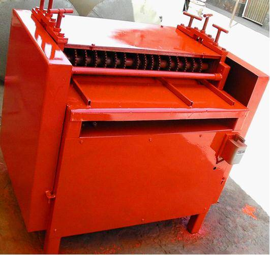 Sale Aircondition Copper and Aluminum radiator crusher and Separator Machine Mobile 0086 15838007835