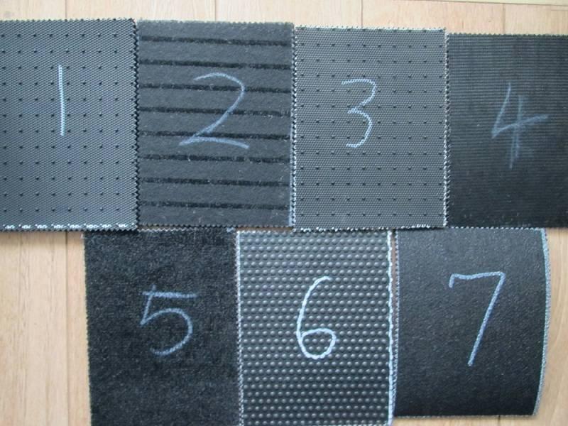 Needle Punch Mat, Tufted Carpet Mat, Fashion Mat, Licensed Mat, Custom Carpet Mat, Logo car floor Ma