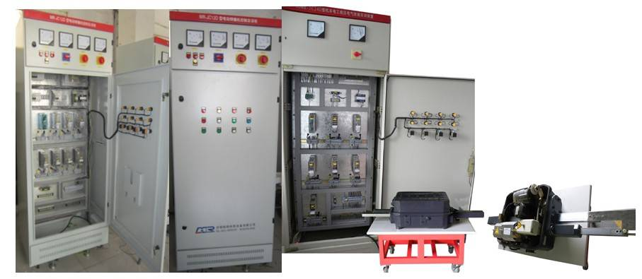 Sell ZME12D Control Circuit of Railway Switch Machine Training Equipment