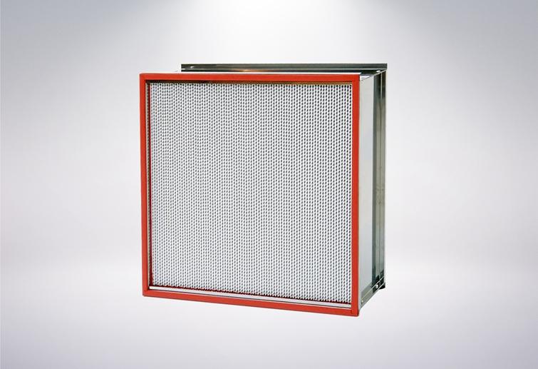 Factory design OEM h13 high temperature hepa filter, air filter