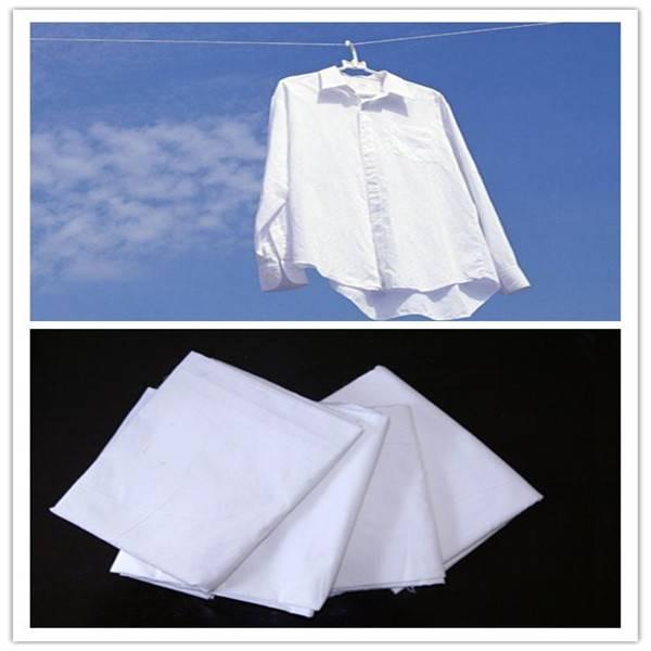 T/C 65/35 96X72 white fabric
